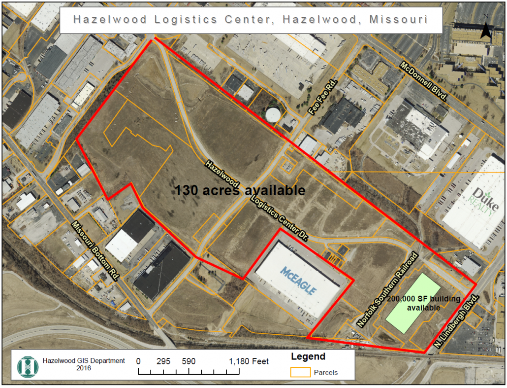 Hazelwood Logistics Center