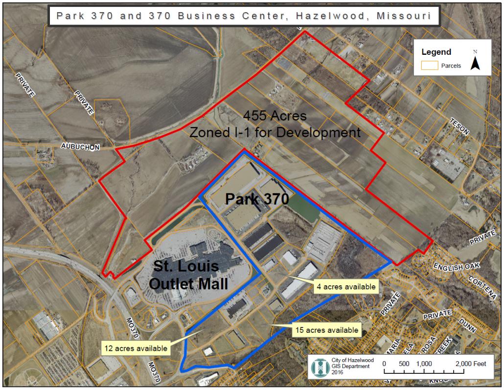 Park 370 Industrial Park